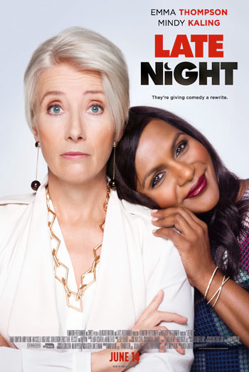 Late Night - in theatres 06/14/2019
