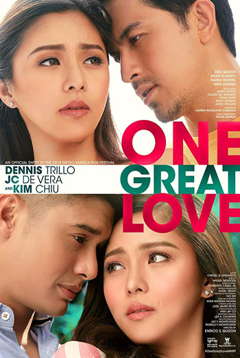 One Great Love(Filipino W/E.S.T.) movie poster