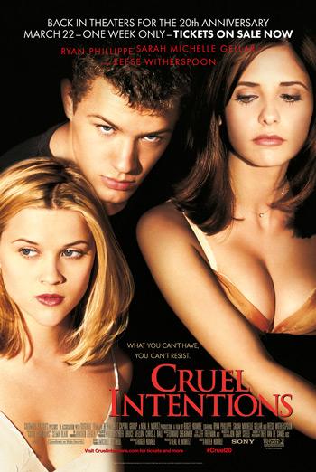 Cruel Intentions: 20th Anniversary movie poster
