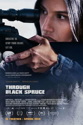 Through Black Spruce movie poster