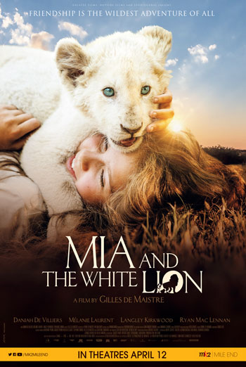 Mia and the White Lion - in theatres 04/12/2019