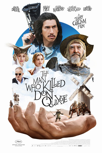 Man Who Killed Don Quixote, The movie poster