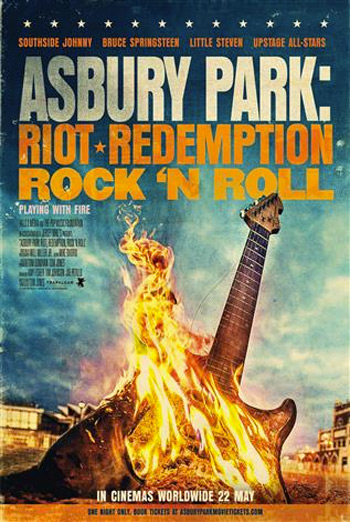 Asbury Park: Riot Redemption Rock 'N Roll - in theatres 05/22/2019