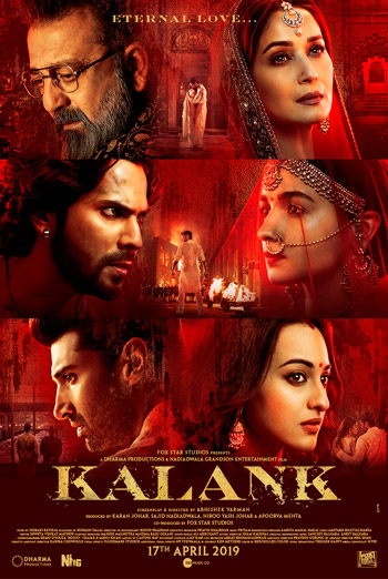 Kalank (Hindi W/E.S.T.) movie poster