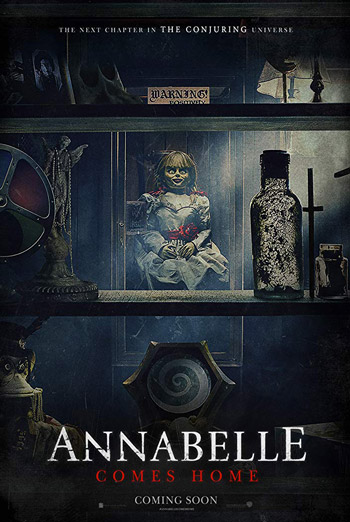 Annabelle Comes Home - in theatres 06/26/2019