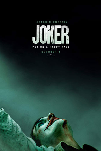 Joker - in theatres 10/04/2019