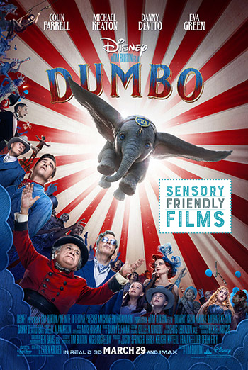Dumbo (Sensory Friendly) movie poster