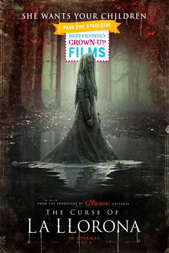 Curse of La Llorona, The (Park The Stroller) movie poster
