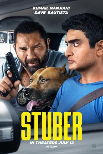 Stuber movie poster