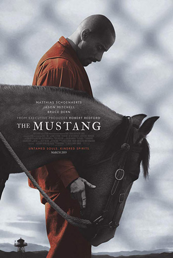 Mustang, The movie poster