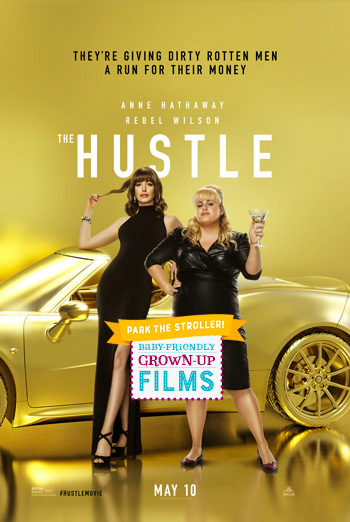Hustle, The (Park the Stroller) movie poster