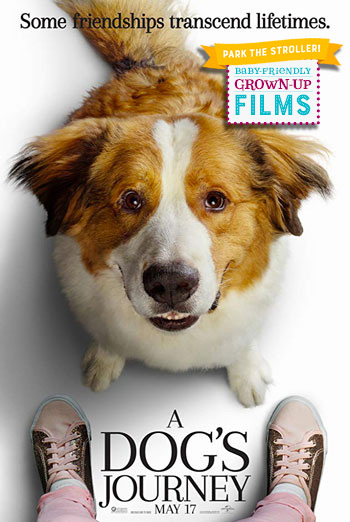 Dog's Journey, A (Park the Stroller) movie poster