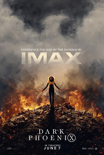 Dark Phoenix (IMAX) movie poster
