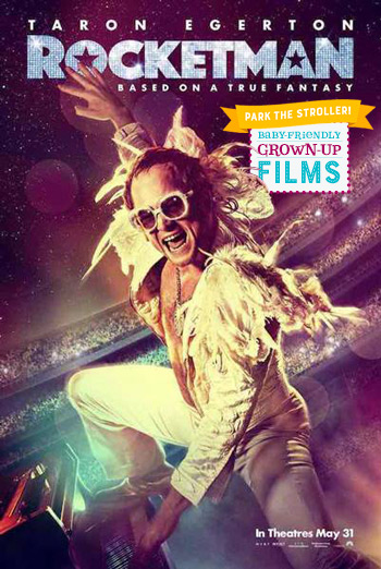 Rocketman (Park the Stroller) movie poster