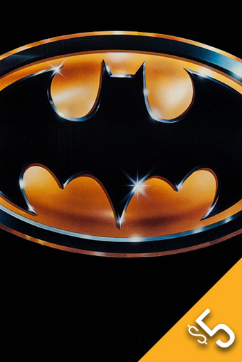Batman (1989) movie poster