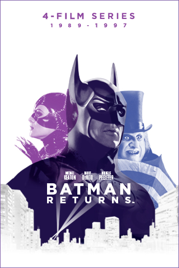 Batman Returns (1992) movie poster