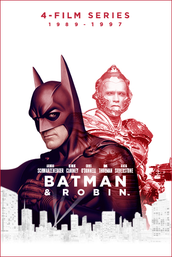 Batman & Robin (1997) movie poster