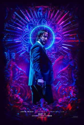 John Wick: Chapter 3 (IMAX) movie poster