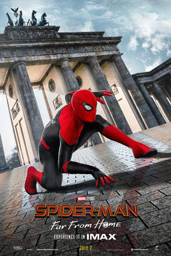 Spider-Man: Far From Home (IMAX) movie poster