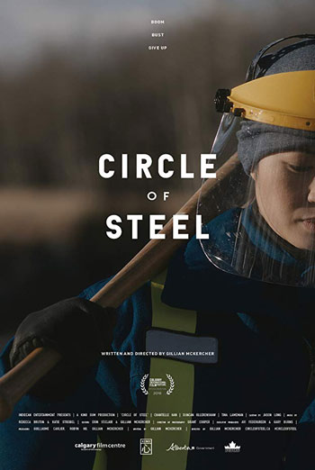 Circle of Steel movie poster