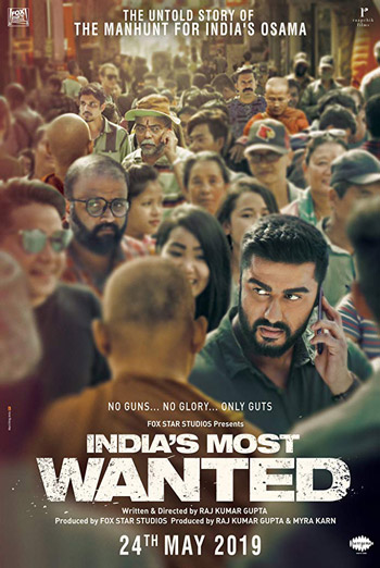 India's Most Wanted(Hindi W/E.S.T.) movie poster