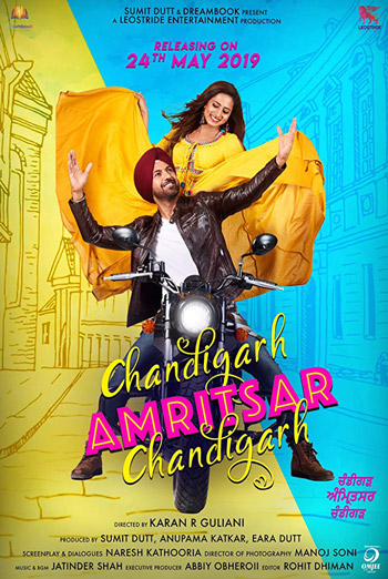 Chandigarh Amritsar Chandigarh(Punjabi W/E.S.T.) movie poster
