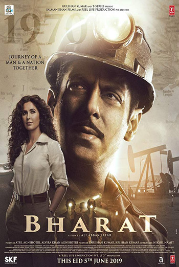 Bharat (Hindi W/E.S.T.) movie poster