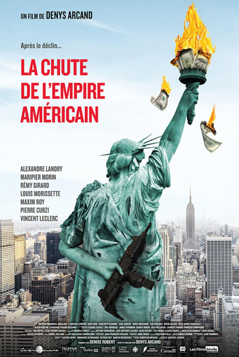 Chute de l'Empire Americain, La movie poster