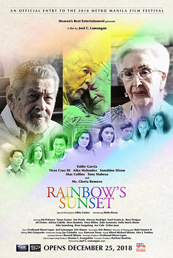 Rainbow's Sunset (Filipino W/E.S.T.) movie poster