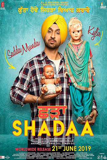 Shadaa (Punjabi W/E.S.T.) movie poster