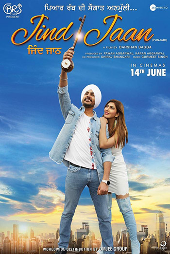Jind Jaan(Punjabi W/E.S.T.) movie poster