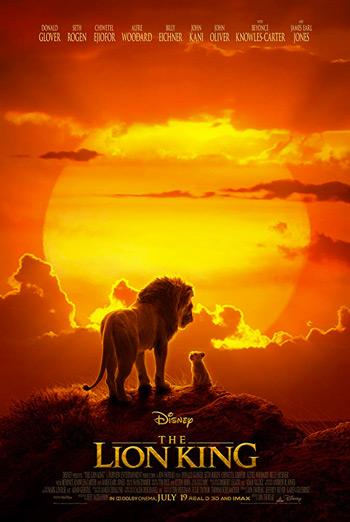 Lion King, The (Sensory Friendly) movie poster