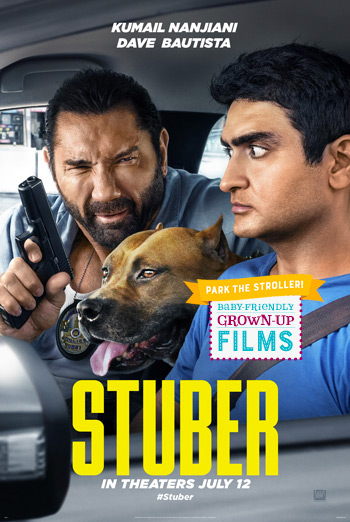 Stuber (Park the Stroller) movie poster