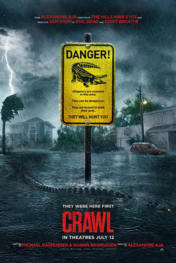 Crawl - in theatres 07/12/2019