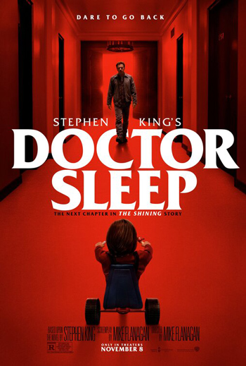 Doctor Sleep - in theatres soon