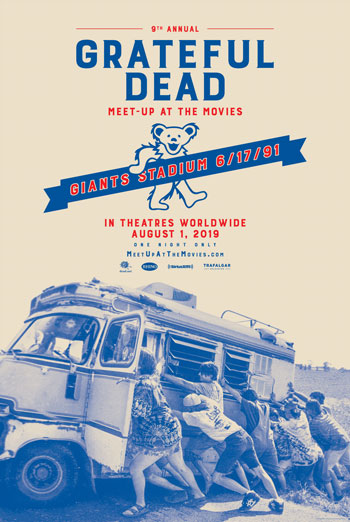 Grateful Dead Meet-Up 2019 movie poster