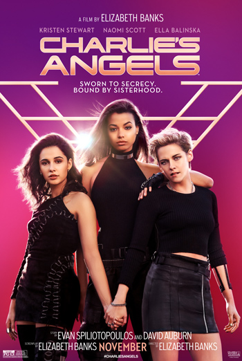 Charlie's Angels - in theatres soon