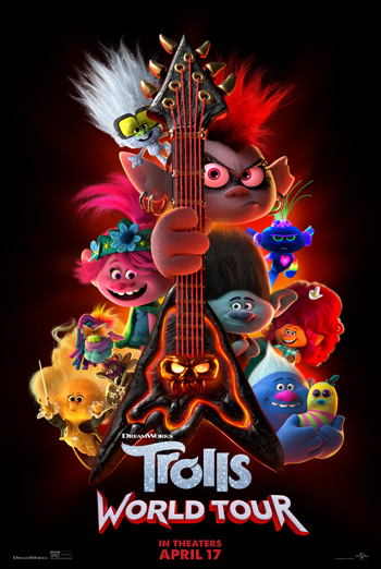 Trolls World Tour - in theatres 4/17/2020