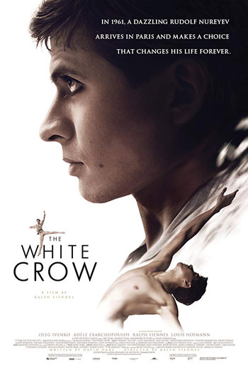 White Crow, The movie poster