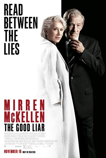 Good Liar, The movie poster