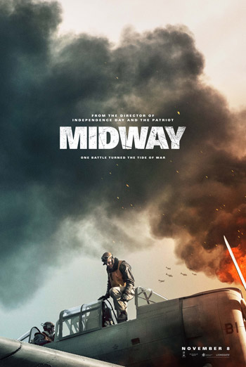 Midway - in theatres soon