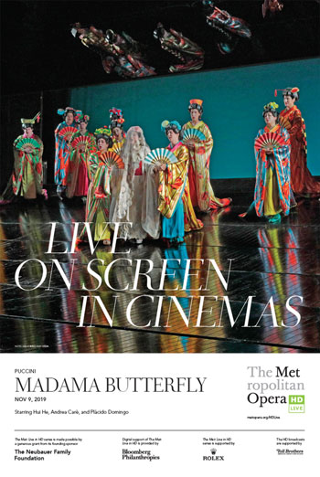 Madama Butterfly (MET 19/20) movie poster