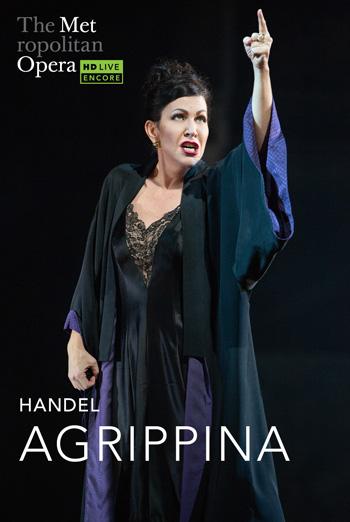 Agrippina Encore (MET 20/21) movie poster