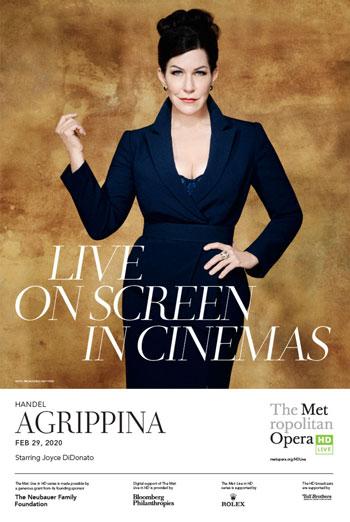 Agrippina (MET 19/20) movie poster