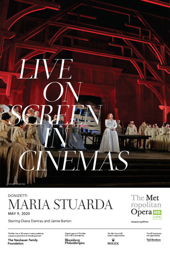 Maria Stuarda (MET 19/20) movie poster