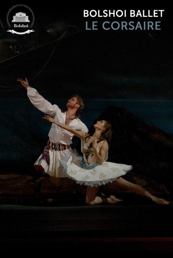 Le Corsaire Encore (Ballet 19/20) movie poster