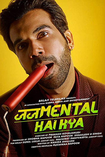 Judgementall Hai Kya(Hindi W/E.S.T.) movie poster