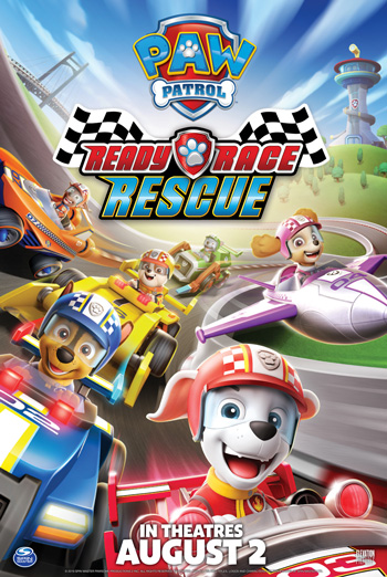 Paw Patrol: Ready Race Rescue movie poster