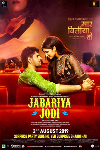 Jabariya Jodi (Hindi W/E.S.T.) movie poster