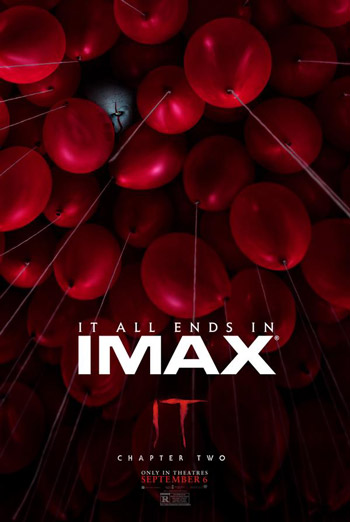 IT: Chapter Two (IMAX) movie poster